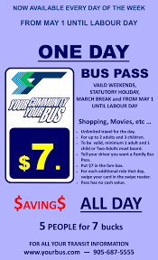 is thanksgiving a stat holiday weekend one day family bus pass u2013 st catharines transit commission