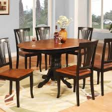 Round To Oval Dining Table Furniture Oval Dining Table For Style And Beautiful Dining Room