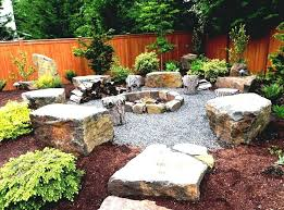 backyard landscaping with pit landscaping ideas front yard landscaping pit