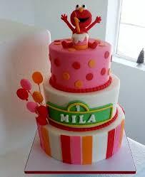 elmo tiered birthday cake image inspiration of cake and birthday