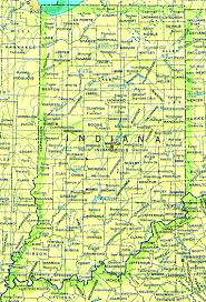 Indiana Map Usa by Map Of Indiana Cities Counties Indiana State Map Map Of Usa