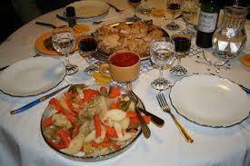 cuisiner poule recette poule au pot farcie henri iv 750g