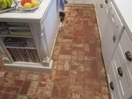 brick floor in kitchen brick flooring pavers for kitchen floors