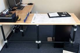 Diy Desks 100 Diy Pipe Desk Plans Pipe Table Ideas And Inspiration