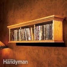 wall mount cd storage foter