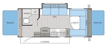 2016 jay feather 7 travel trailer floorplans u0026 prices jayco inc