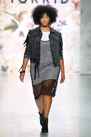 Brandname News Collections Fashion Shows by Torrid U0027s Nyfw Show Reaffirmed Fashion U0027s Disdain For Fat People