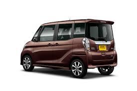 mitsubishi ek wagon nissan dayz roox rebadged mitsubishi ek space unveiled