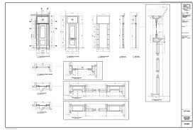 Kitchen Cabinet Shop Drawings Millwork Drawings Millwork Drawings Freelance Contest In