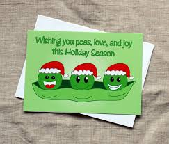 peas love u0026 joy christmas card u2013 awesome sauce designs