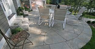 Patio Designs Furniture Pretty Concrete Patio Designs 4 Concrete Patio Designs