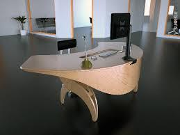Modern Computer Desk Stunning U Shaped Workstation With Modern Brown Wooden Computer