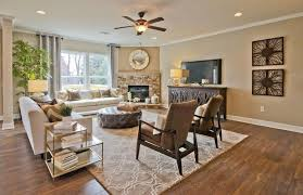 Tufted Cocktail Ottoman Living Room With Flush Light U0026 Ceiling Fan Zillow Digs Zillow
