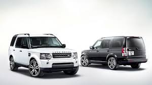 white land rover lr4 land rover announces discovery 4 landmark special editions uk