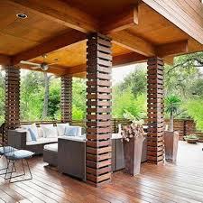 outdoor living room under deck ideas great under deck ideas