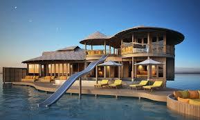 la chambre de reve des villas de rêve aux maldives