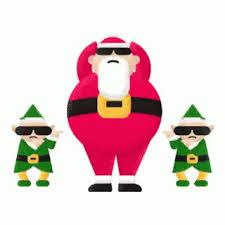 animated santa santa gifs tenor