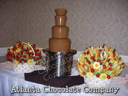 chocolate rentals atlanta chocolate rental chocolate fondue