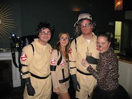 ghostbusters halloween london
