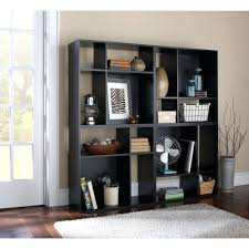 Bookcase With Doors And Drawers Black Bookcase With Doors Poikilothermia Info