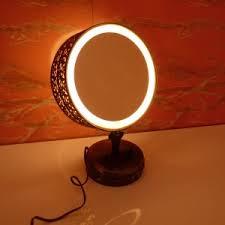 Cordless Lighted Makeup Mirror Bathroom Enchanting Lighted Makeup Mirror For Modern Vanity