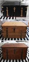 Build A Toy Box Bench Seat by Best 25 Wooden Trunk Diy Ideas On Pinterest Pallet Chest