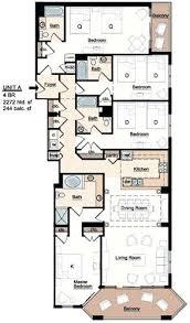 4 bedroom condos myrtle 4 bedroom condos in myrtle the island floor plans formerly