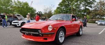 Classic Sports Cars - classic sports cars datsun 240z at cars u0026 coffee immaculate