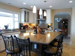designing a kitchen island with seating how to design a kitchen island with seating folrana