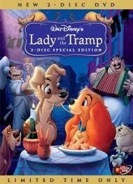 lady tramp 1955 plot summary