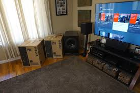 big home theater subwoofer 1 big sub vs 2 smaller subs subwoofer 101