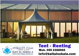 renting a tent rental tents in dubai party tent rental uae event tent rental