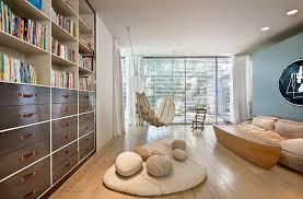 indoor hammock interior design ideas