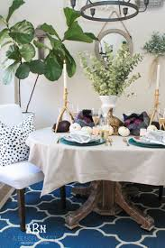 Thanksgiving Table Decor Ideas by Glam Intimate Thanksgiving Table Decor Ideas And Tablescapes