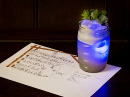 a soho bar is serving up a butterbeer cocktail inspired by harry