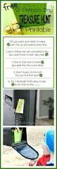 st patrick u0027s day holiday treasure hunt with free printable clues