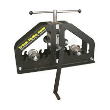 pro tools manual roll bender and pipe roller b m3r