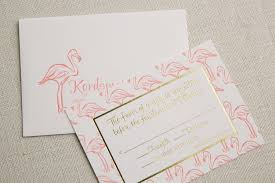 tropical wedding invitations gold foil letterpress tropical wedding invitations figura