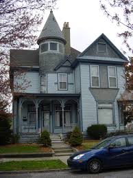 Queen Anne Style Home Historic New Albany