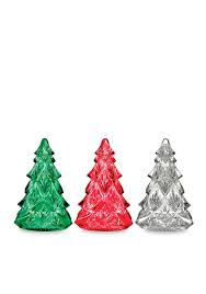 waterford mini christmas trees set belk