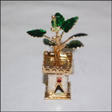 silver gift items india silver tulasi send silver pooja items to india hyderabad