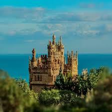 castillo de colomares benalmadena malaga amazing sculptures
