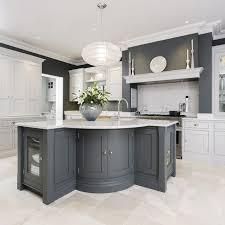 kitchen idea kitchen kitchen white grey blue beautiful wall yellow small
