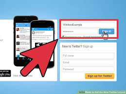layout of twitter page how to get the new twitter layout 6 steps with pictures