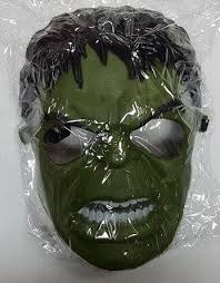 Incredible Hulk Halloween Costume Incredible Hulk Face Mask Partyhouse Wholesale Party
