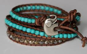 leather necklace turquoise stone images Turquoise jewellery colour me turquoise jpg