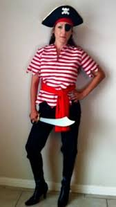 Simple Womens Halloween Costumes 25 Homemade Pirate Costumes Ideas Diy Pirate