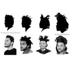 the weeknd hair style the weeknd hair styles i noticed that for every chapter abel