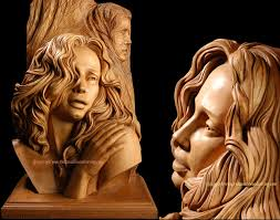 40 beautiful wood carving sculptures and designs from around the world