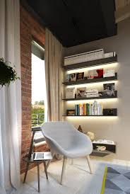 shelves for brick walls exposed concrete walls ideas u0026 inspiration